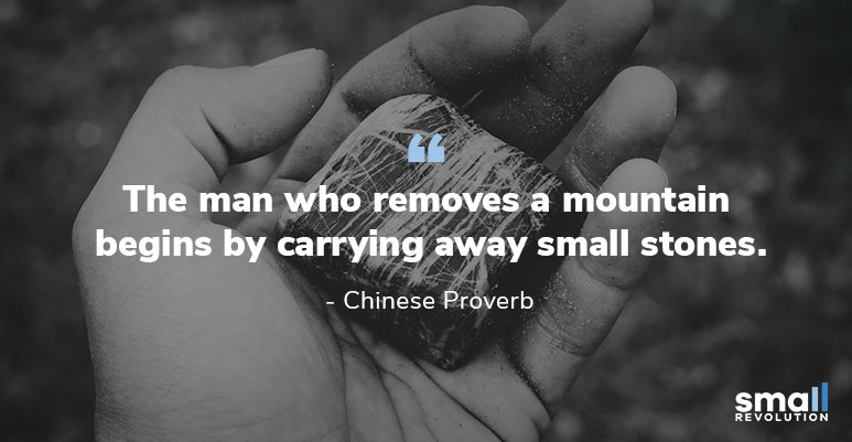 Chinese Proverb qoute