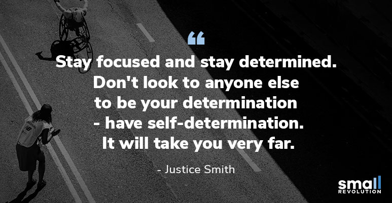 Justice Smith quote