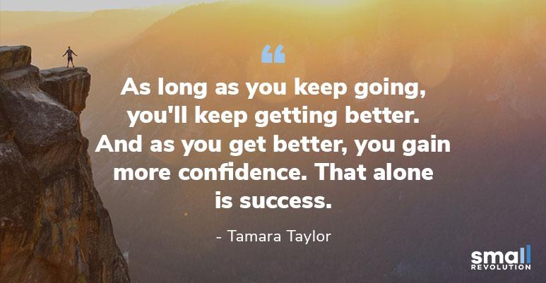 Tamara Taylor quote