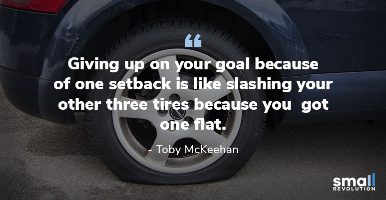 Toby McKeehan quote
