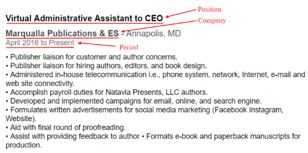 Virtual Administrative Assistant CEO