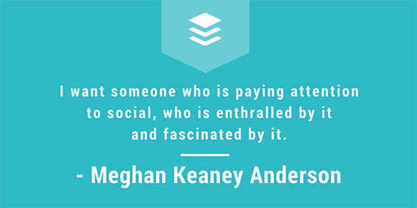 message quote by Meghan Keaney Anderson