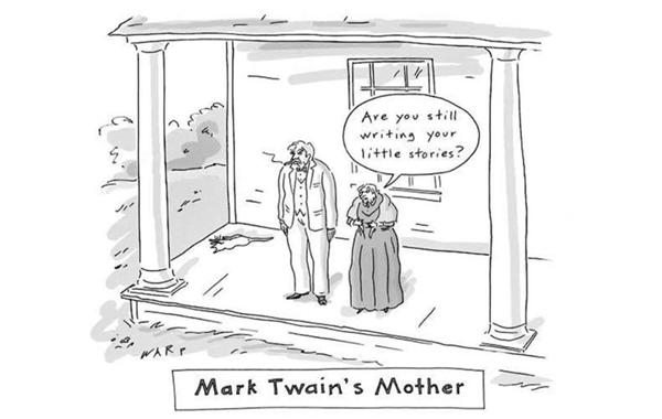Mark Twain's Mother
