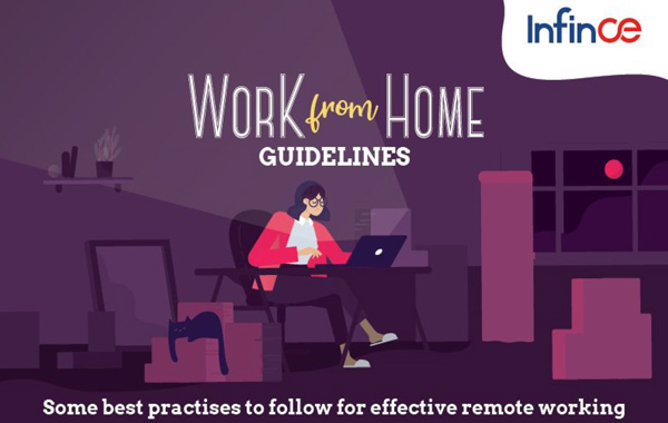 work from home guidelines