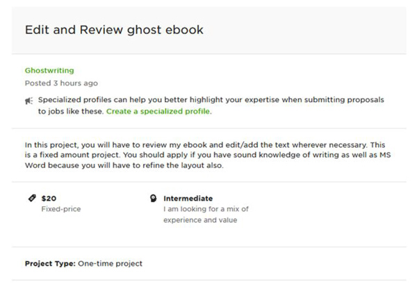 review ghost ebook