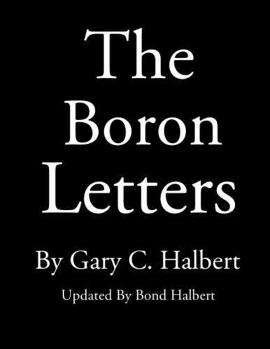 The Boron Letters Paperback